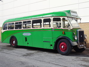 Picture of 1947 Leyland Tiger PS1 Bus For Sale by Auction