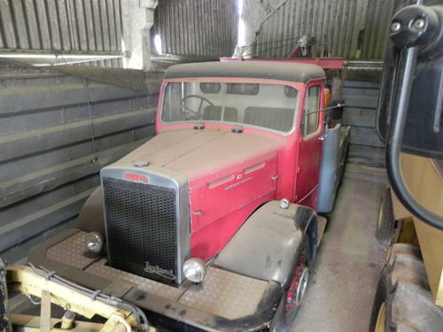1953 Leyland Super Hippo *** BARN STORED MANY YEARS *** For Sale (picture 1 of 6)