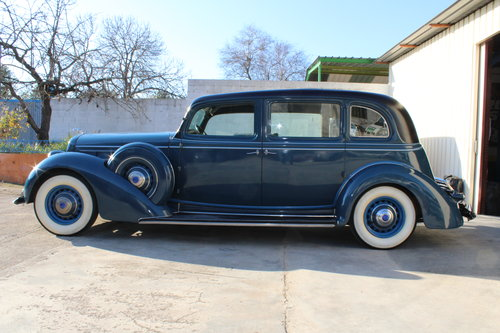 Lincoln - K V12 Seven Passenger Sedan - 1936 For Sale (picture 1 of 6)