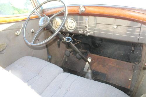 Lincoln - K V12 Seven Passenger Sedan - 1936 For Sale (picture 2 of 6)