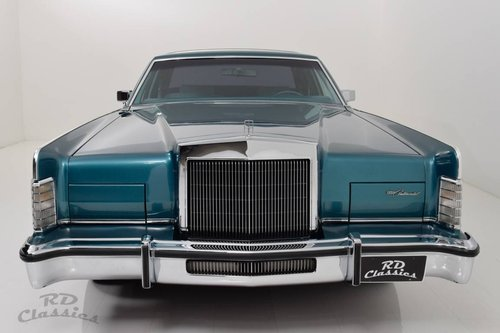 1979 Lincoln Continental Towncar / Hervorragender Zustand! SOLD (picture 3 of 6)