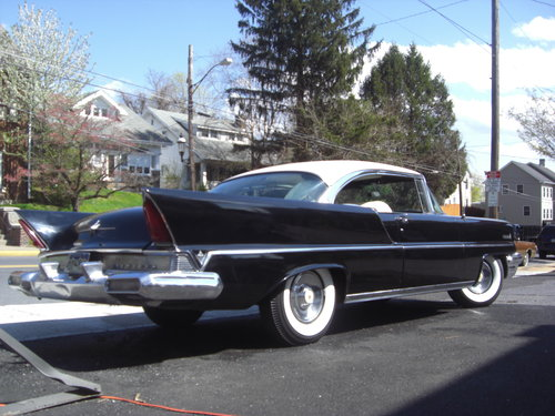 1957 Lincoln Premiere hardtop coupe For Sale (picture 2 of 6)