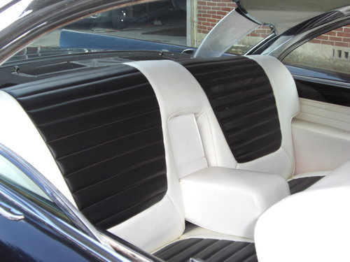 1957 Lincoln Premiere hardtop coupe For Sale (picture 4 of 6)