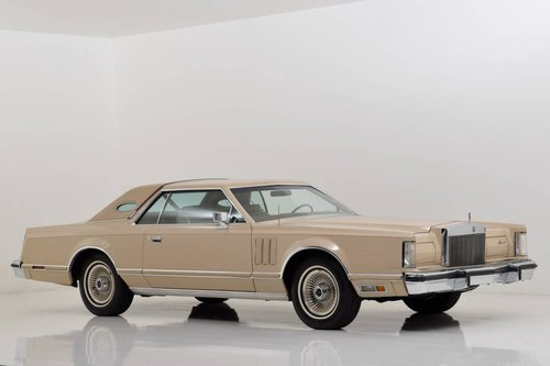 1979 Lincoln Continental Mark V Cartier SOLD (picture 1 of 6)
