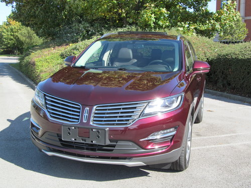 2017 Lincoln MKC 2.0L Ecoboost SOLD (picture 1 of 6)