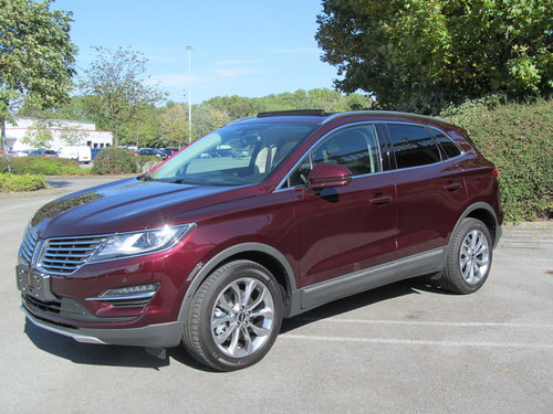 2017 Lincoln MKC 2.0L Ecoboost SOLD (picture 2 of 6)