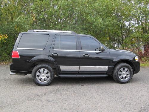 2009 Lincoln Navigator 4WD 5.4L V8 Auto SOLD (picture 2 of 6)