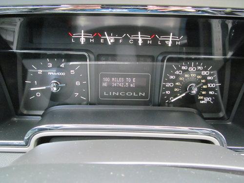 2009 Lincoln Navigator 4WD 5.4L V8 Auto SOLD (picture 3 of 6)