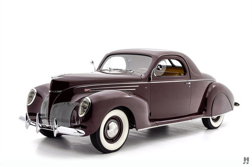 1939 LINCOLN ZEPHYR COUPE SOLD (picture 1 of 6)