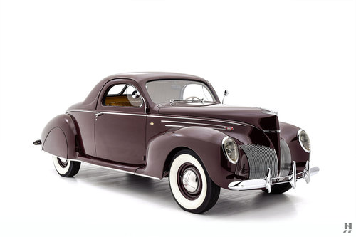 1939 LINCOLN ZEPHYR COUPE SOLD (picture 2 of 6)