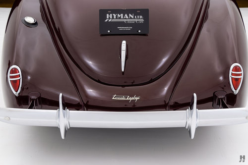 1939 LINCOLN ZEPHYR COUPE SOLD (picture 6 of 6)