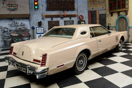 1978 Lincoln Continental Mark V Cartier Edition For Sale (picture 2 of 6)