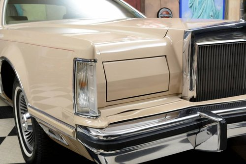 1978 Lincoln Continental Mark V Cartier Edition For Sale (picture 3 of 6)