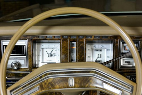 1978 Lincoln Continental Mark V Cartier Edition For Sale (picture 5 of 6)