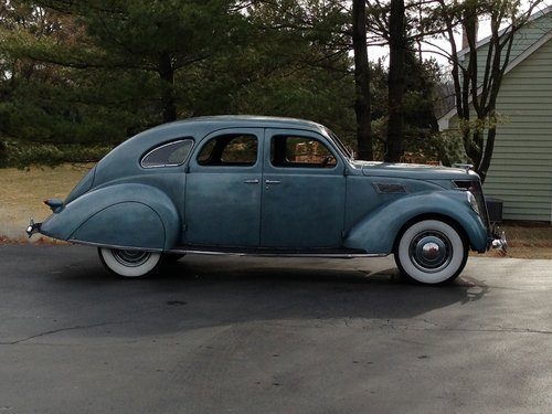 1937 Lincoln Zephyr For Sale (picture 1 of 6)