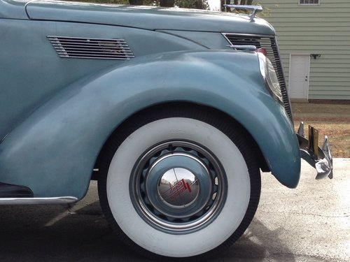 1937 Lincoln Zephyr For Sale (picture 3 of 6)