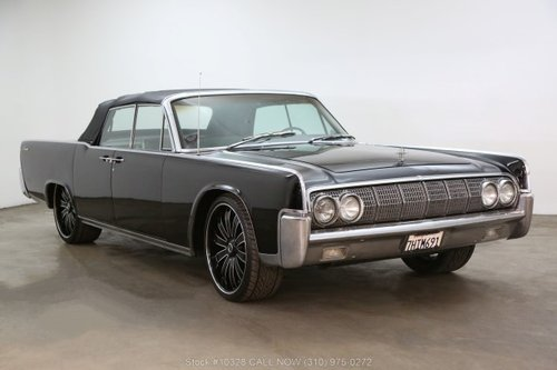 1964 Lincoln Continental Convertible For Sale (picture 1 of 6)