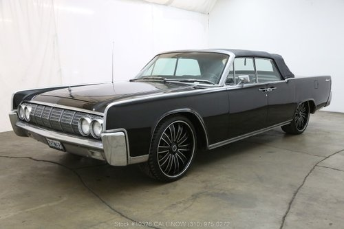 1964 Lincoln Continental Convertible For Sale (picture 3 of 6)