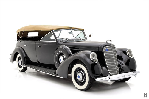 1937 LINCOLN K SEVEN-PASSENGER TOURING For Sale (picture 2 of 6)