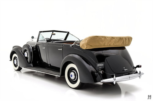 1937 LINCOLN K SEVEN-PASSENGER TOURING For Sale (picture 6 of 6)