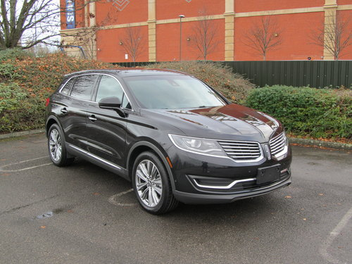 2016 '68 reg Lincoln MKX AWD 2.7L Ecoboost V6 SOLD (picture 1 of 6)