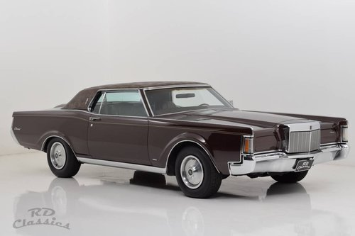1971 Lincoln Continental Mark III 2D Hardtop Coupe SOLD (picture 1 of 6)