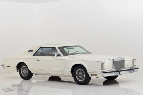 1979 Lincoln Continental Mark V 2D Hardtop Coupe For Sale (picture 2 of 6)