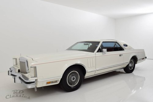 1979 Lincoln Continental Mark V 2D Hardtop Coupe For Sale (picture 3 of 6)