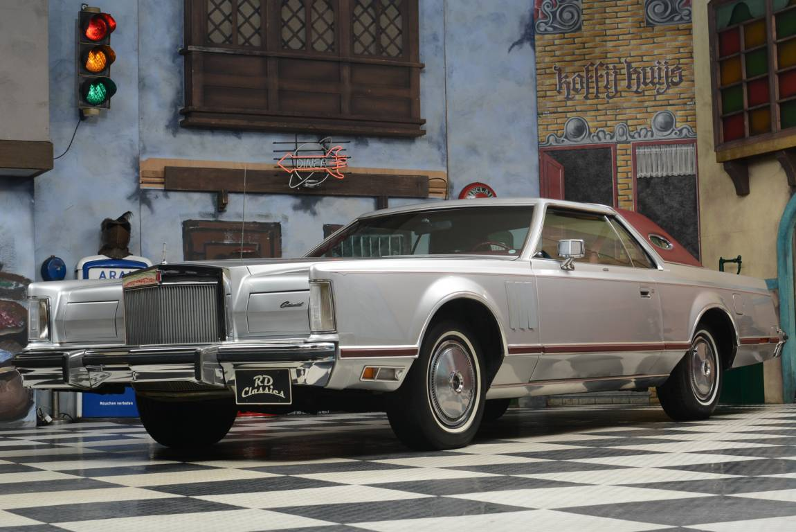 1977 Lincoln Continental Mark V 2D Coupe For Sale (picture 2 of 6)