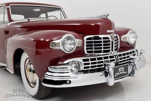 1947 Lincoln Continental Flathead V12 Coupe For Sale