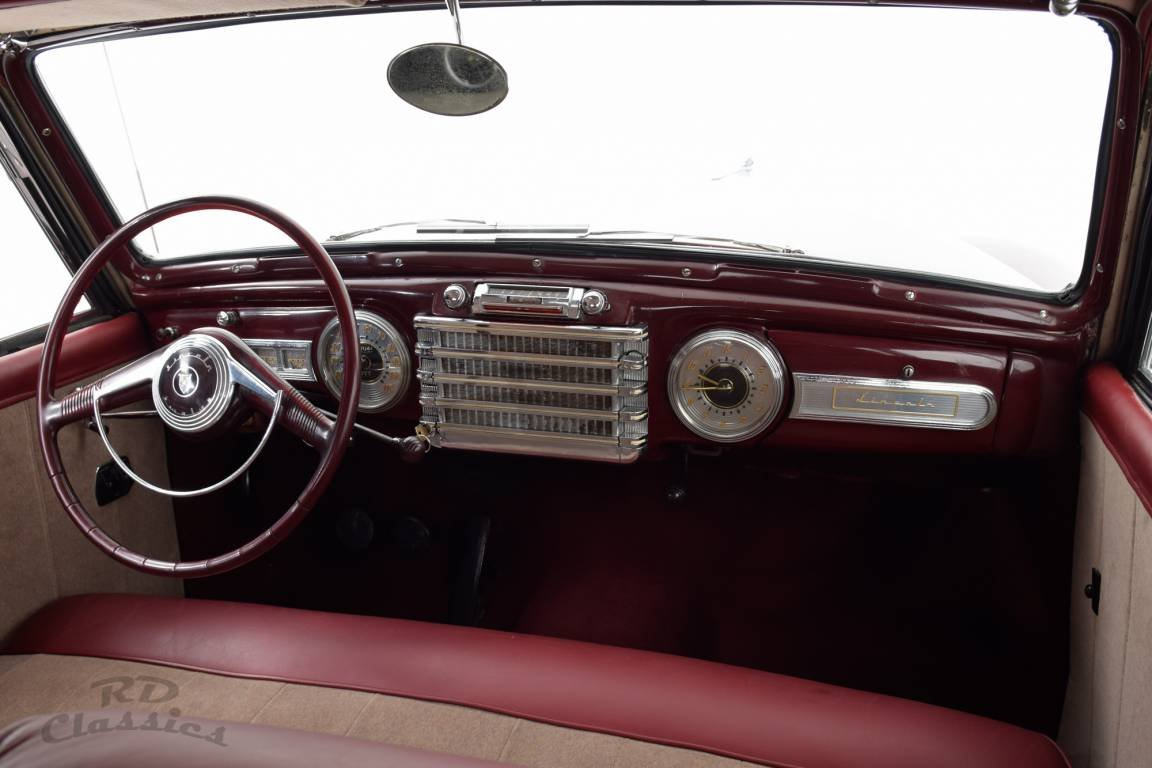 1947 Lincoln Continental Flathead V12 Coupe For Sale (picture 5 of 6)