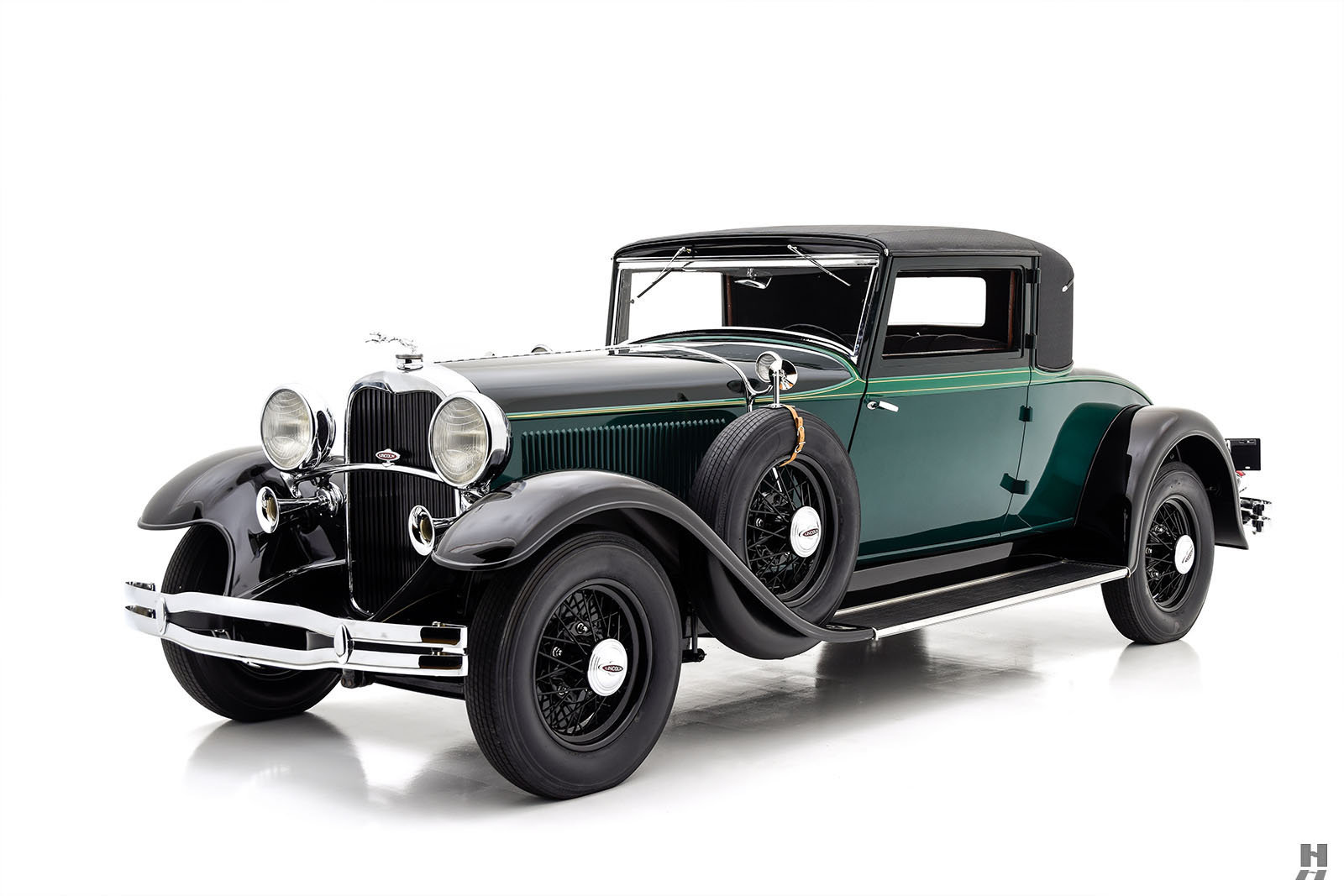 1931 LINCOLN MODEL K JUDKINS COUPE For Sale (picture 1 of 6)