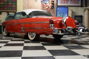 1954 Lincoln Capri 2D Hardtop Coupe For Sale