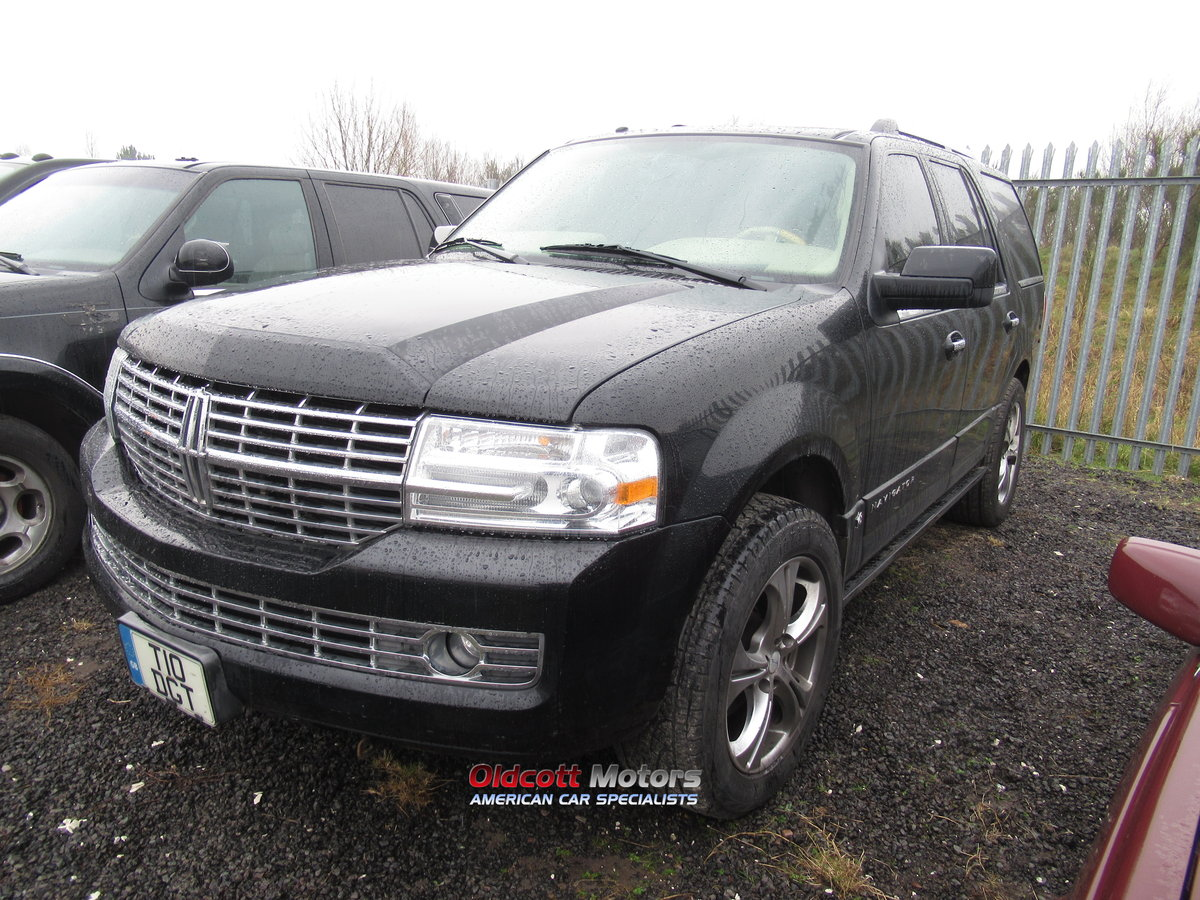 2007 LINCOLN NAVIGATOR 5.4 LITRE AUTO 4X4 WITH LPG SOLD (picture 2 of 6)