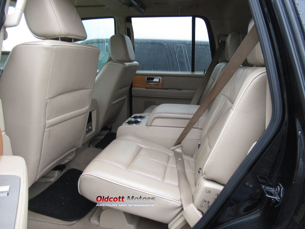 2007 LINCOLN NAVIGATOR 5.4 LITRE AUTO 4X4 WITH LPG SOLD (picture 6 of 6)