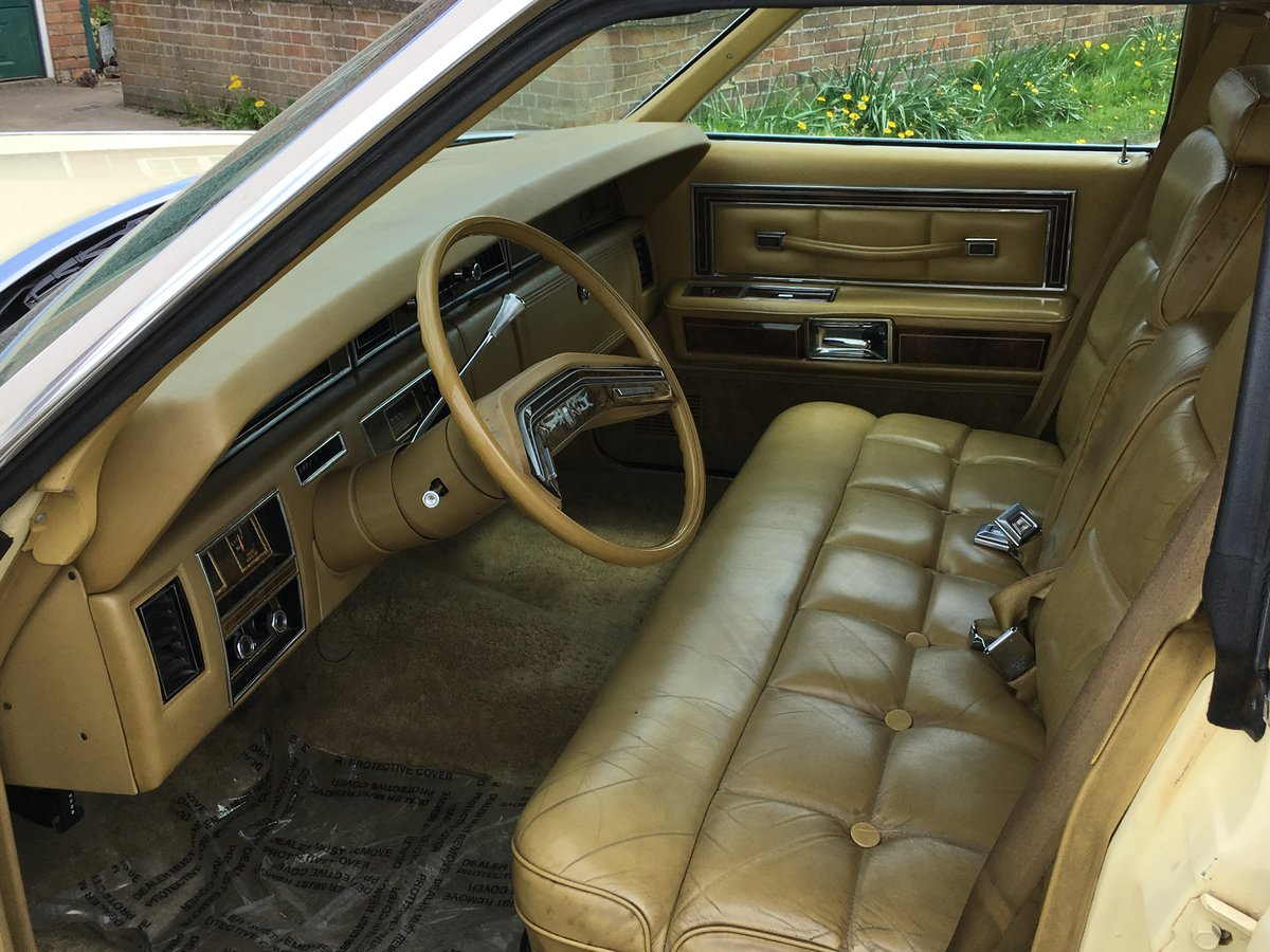 1977 Lincoln Continental For Sale (picture 5 of 6)