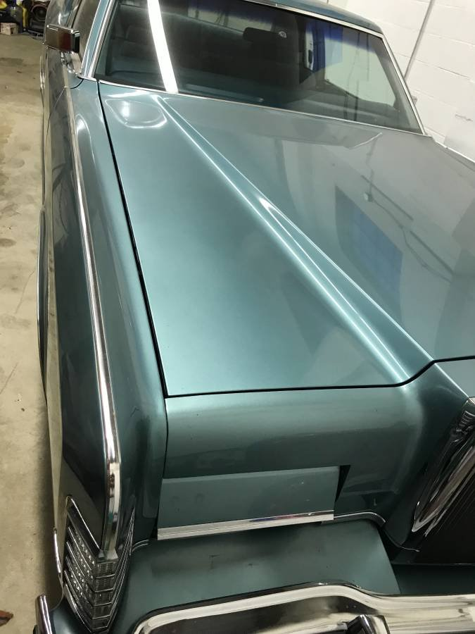 1979 Lincoln Continental (East Hanover, NJ) $24,000 obo For Sale (picture 2 of 6)