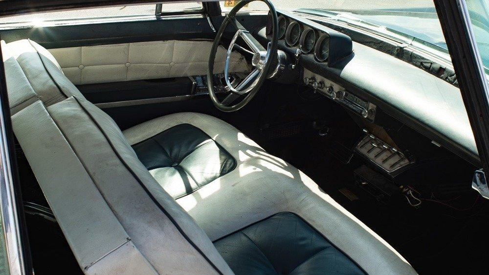 1956 Continental Mark II = Black Project Needs TLC $31.9k For Sale (picture 5 of 6)