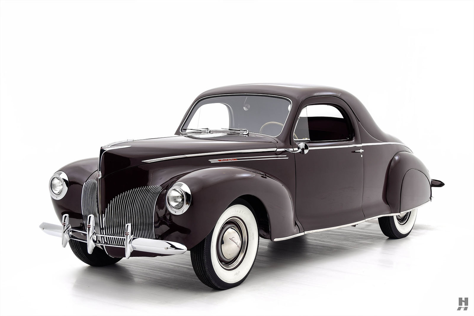1940 LINCOLN ZEPHYR COUPE For Sale (picture 1 of 6)