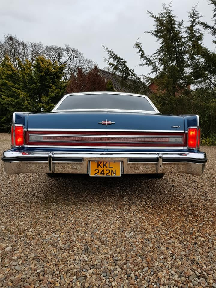 1975 lincoln continental coupe For Sale (picture 2 of 6)