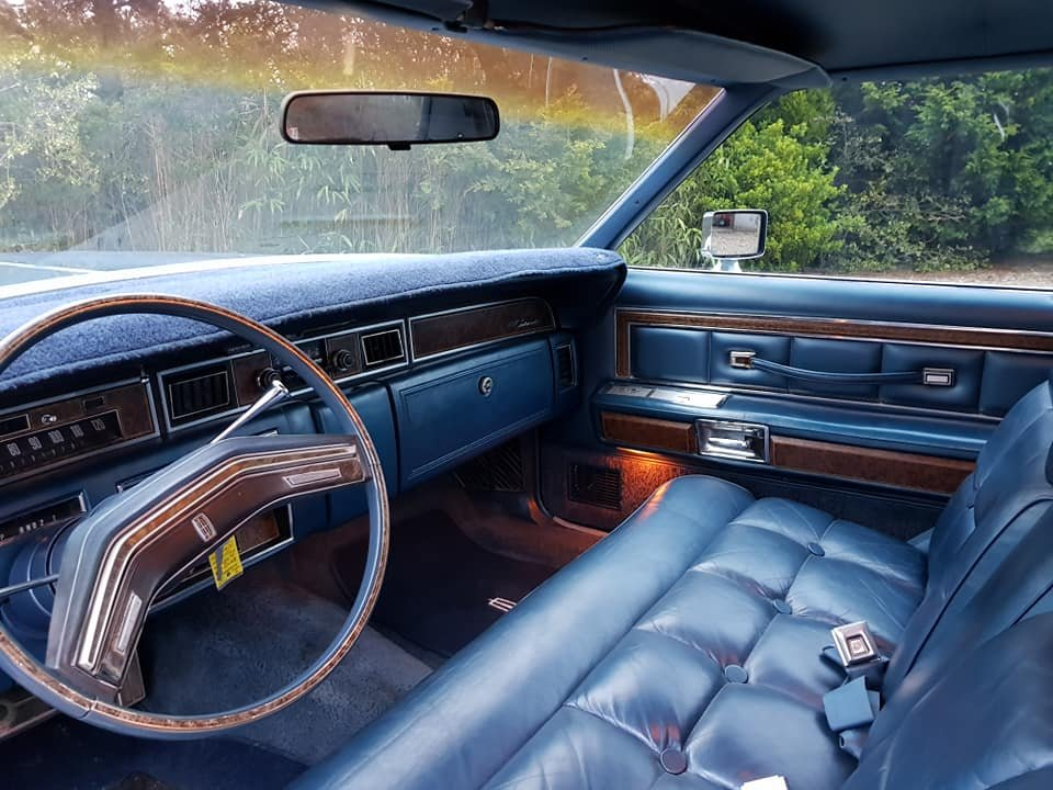 1975 lincoln continental coupe For Sale (picture 4 of 6)