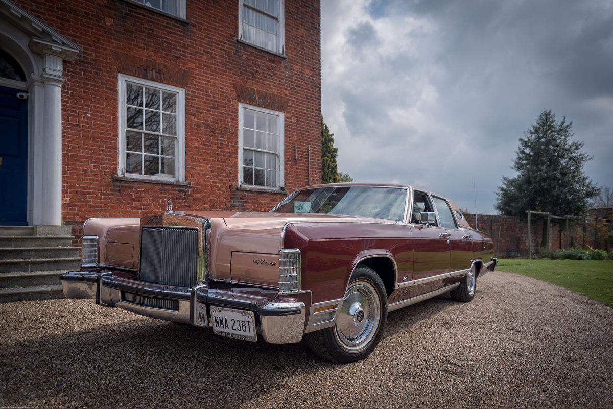 1979 Lincoln Continental  For Sale (picture 1 of 24)