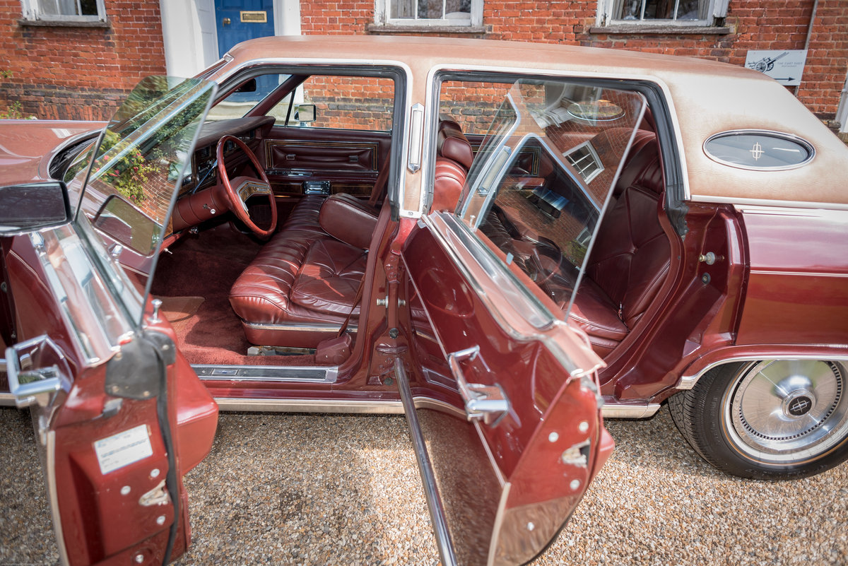 1979 Lincoln Continental  For Sale (picture 4 of 24)