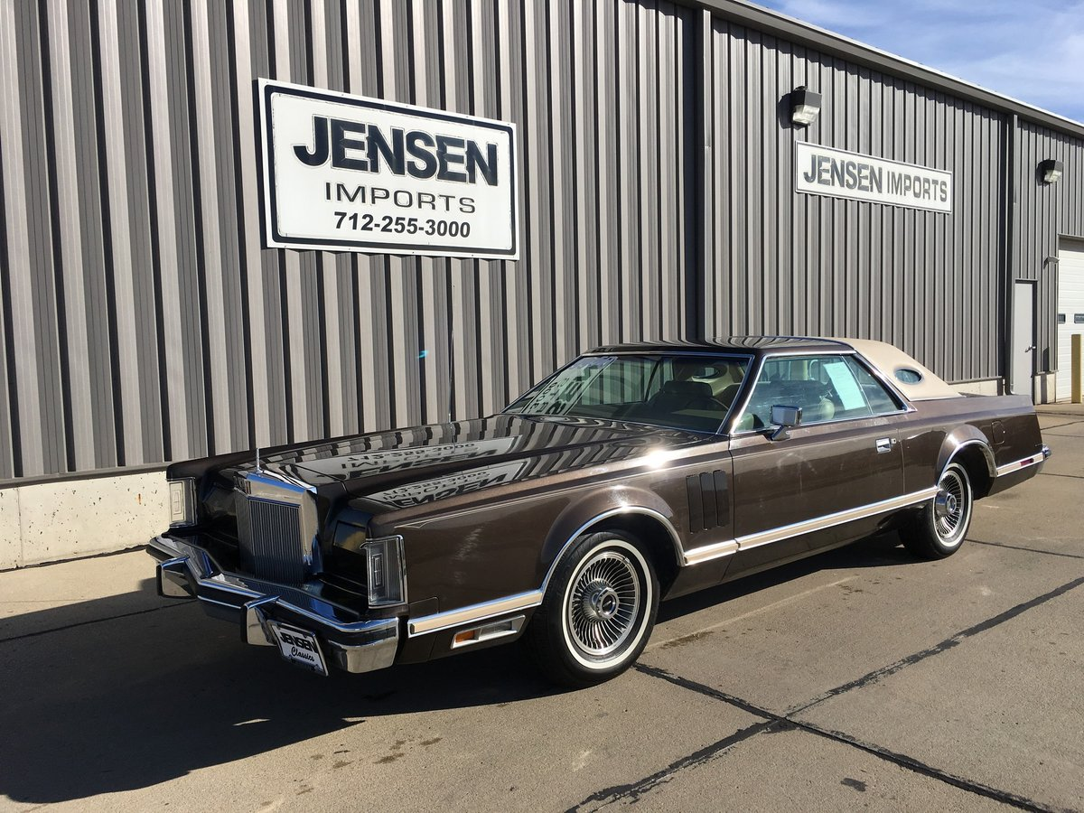 1978 1979 Lincoln Mark V For Sale (picture 1 of 6)