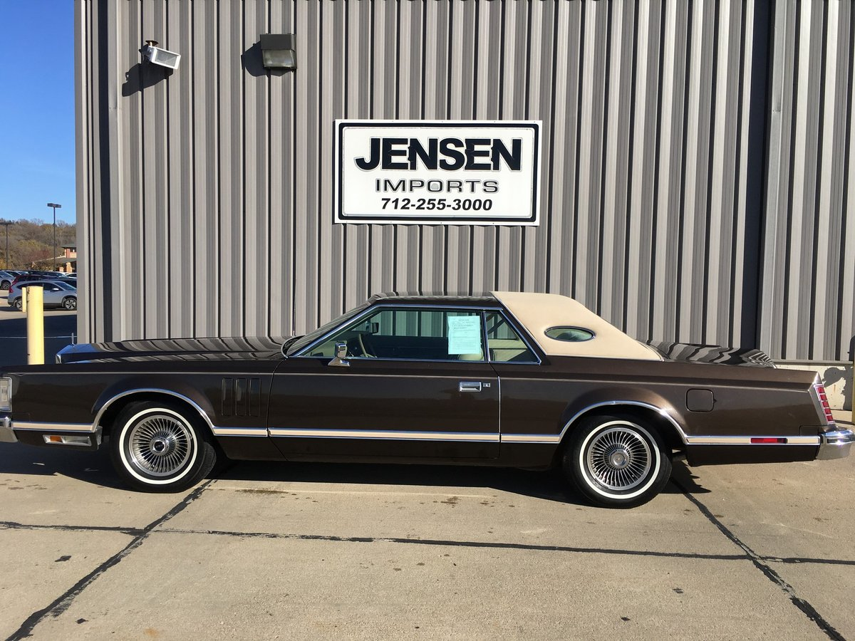 1978 1979 Lincoln Mark V For Sale (picture 4 of 6)