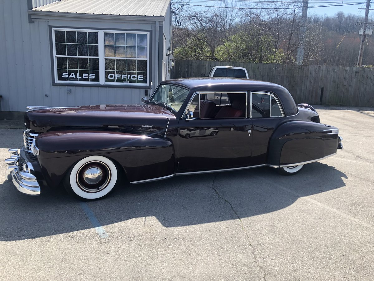 1948 Lincoln Continental For Sale (picture 1 of 6)