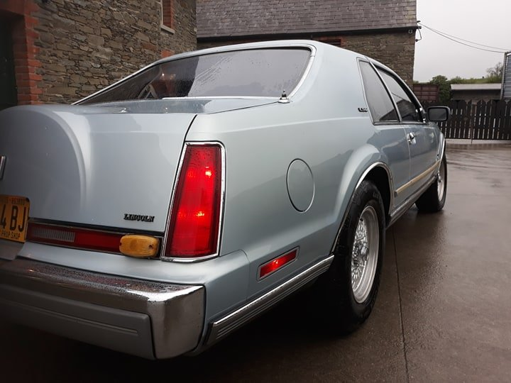 1992 Lincoln LSC 5.0V8 High Output 37K Miles! For Sale (picture 1 of 6)