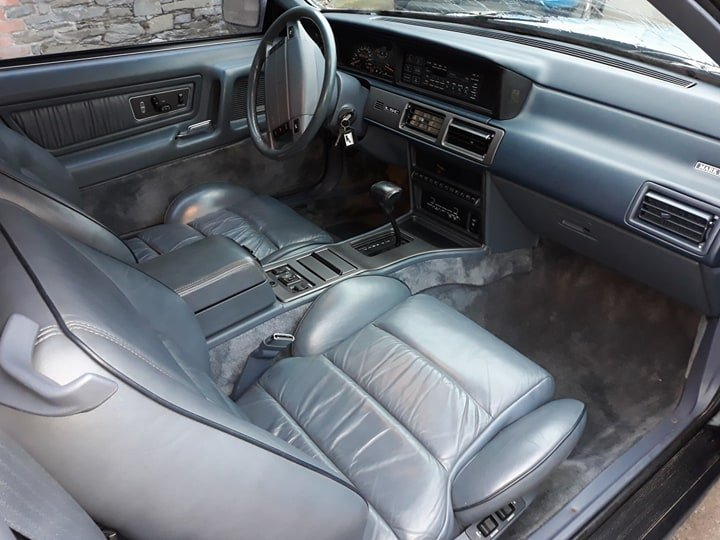 1992 Lincoln LSC 5.0V8 High Output 37K Miles! For Sale (picture 6 of 6)