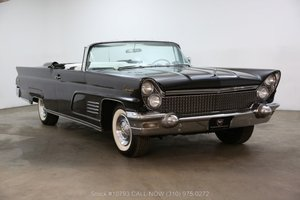 1960 Lincoln Continental Convertible For Sale