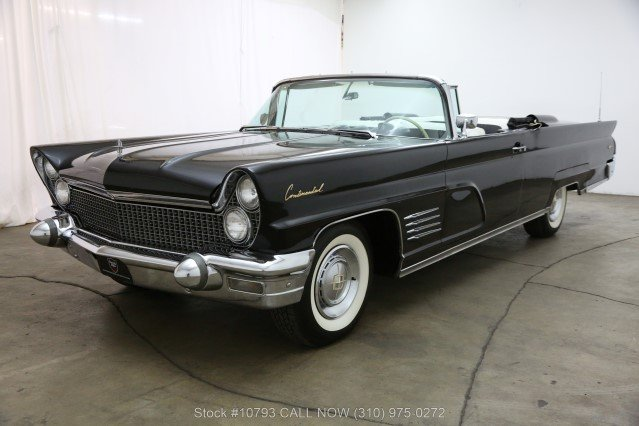 1960 Lincoln Continental Convertible For Sale (picture 3 of 6)